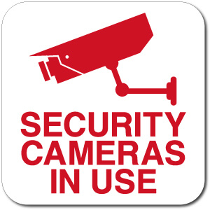 security-camera-sign